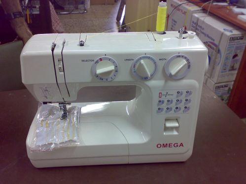 מכונת תפירה אומגה