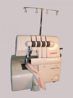 מכונות תפירה אוברלוק